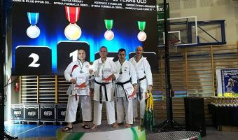 Karatisti aj z Poľska prišli s medailou