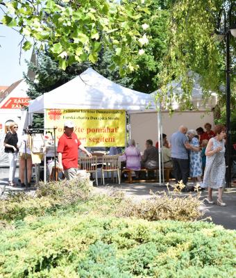 36b14df91d V Dunajskej Strede sa konal festival pomoci