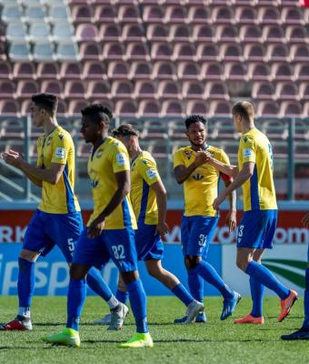 Tipsport Malta Cup: FC Baník Ostrava - DAC 1904 1:1 (0:0), na jedenástky 4:5