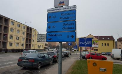 Informujú nás aj po maďarsky