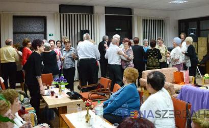 Ples dôchodcov