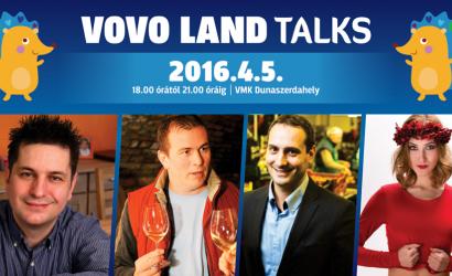 VOVO LAND TALKS – večer príležitostí