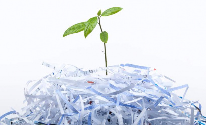 V pondelok odvezú papierový odpad zo zón s rodinnými domami