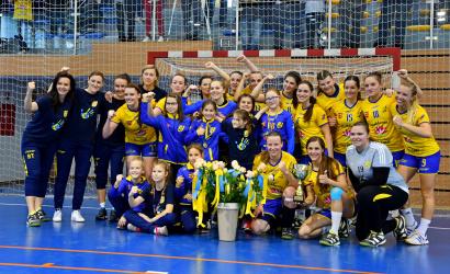 Dievčatá oslavovali víťazstvom