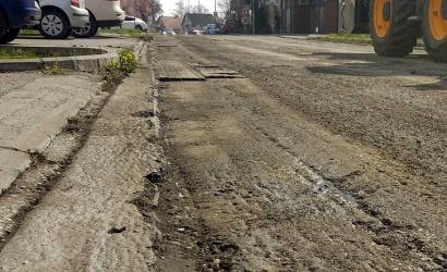 Oznámenie o uzatvorení cesty na Športovej ulici