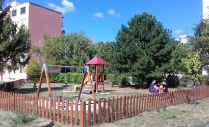 V budúcom roku pokračuje výstavba centrálnych detských ihrísk