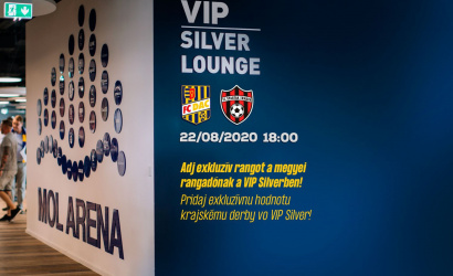 VIP Silver menu na zápase DAC-Trnava
