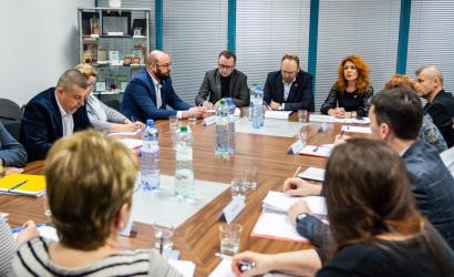 Župan rokoval s riaditeľmi nemocníc o aktuálnej situácií s Covid-19