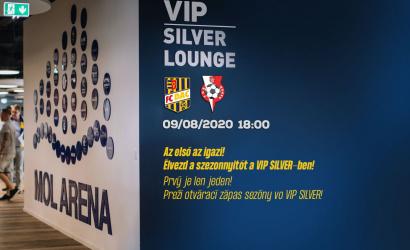 VIP Silver menu na stretnutie DAC-Sereď