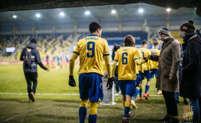 Nélküled pred zápasom DAC-Senica (2:0)