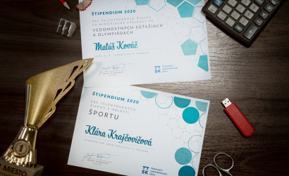 Trnavská župa opäť udelila štipendiá talentovaným žiakom