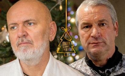 Video: Vianočný pozdrav Oszkára Világiho a Bernda Storcka