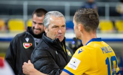 Bernd Storck: Chceme zostať úspešní