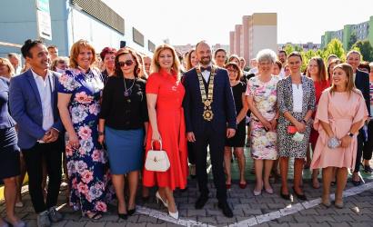 Prezidentka Zuzana Čaputová na návšteve Trnavskej župy
