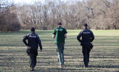 Polícia a envirokriminalita
