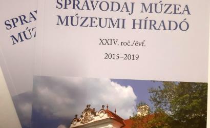 Zborník Žitnoostrovského múzea