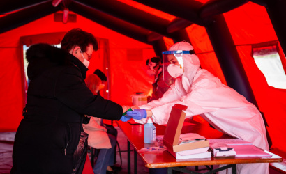 COVID-19: Trnavská župa už otestovala všetkých zamestnancov zariadení sociálnych služieb