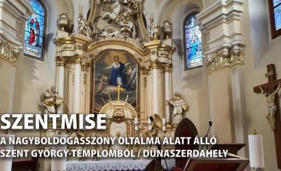 V nedeľu z katolíckeho kostola bude opäť vysielaná omša