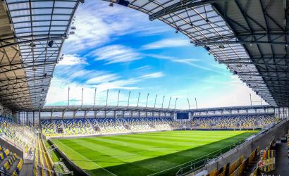 MOL Aréna štvrtá v hlasovaní Štadión roka 2019!