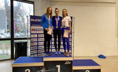 Renáta Vodnyánszka sa opäť stala juniorskou majsterkou Slovenska
