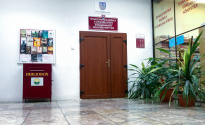 Nové knihy v knižnici vďaka podpore Trnavského samosprávneho kraja