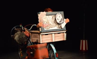 Divadelné predstavenie Ja Inna v Žitnoostrovskej knižnici