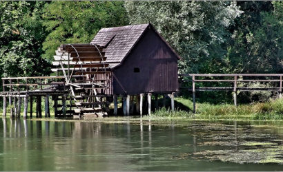 Trnavská župa získala eurofondy na rekonštrukciu vzácneho mlyna v Tomášikove