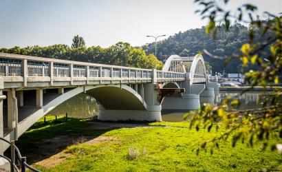 TTSK: Župa zrekonštruovala Krajinský most vPiešťanoch