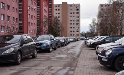Bezplatné parkovanie – ešte dva mesiace do kontroly parkovania