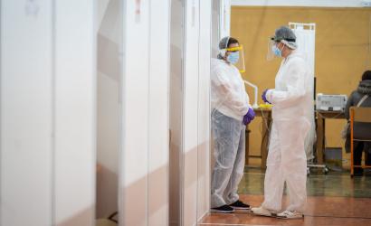 Župa cez víkend zaočkovala ďalších 9.328 ľudí