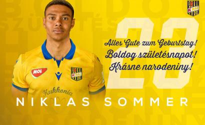 Narodeniny: Niklas Sommer má dnes 23!