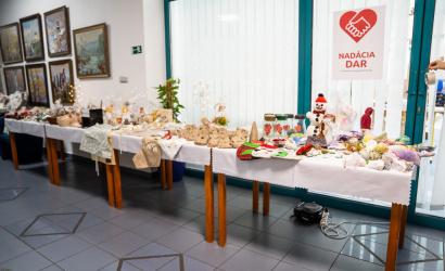 Župná Nadácia DAR rozdelila 3.750 eur medzi 17 rodín v núdzi