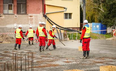 Kraj začal s výstavbou telocvične v Gbeloch, mesto na ňu čaká 70 rokov
