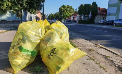 Odvoz plastového odpadu sa uskutoční zajtra