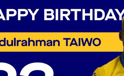Narodeniny: Taiwo má dnes 23!