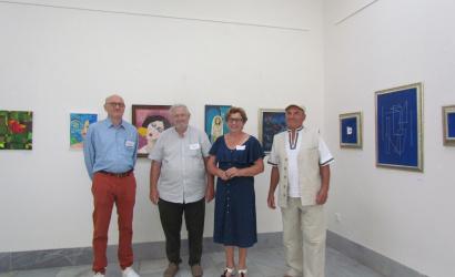 Výstava Bez názvu v Žitnoostrovskom múzeu