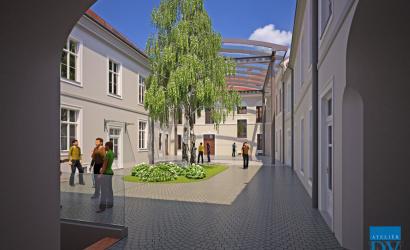 Začína vznikať Kreatívne centrum v Trnave, župa vyhlásila verejné obstarávanie na stavebné práce