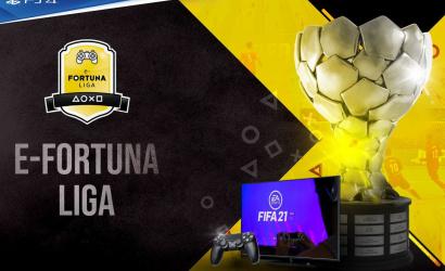 Pokračuje registrácia na turnaj eFortuna liga