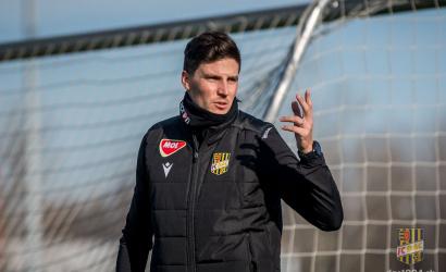 Mátyás Czuczi, nová tvár v trénerskom štábe