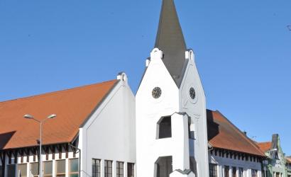 Mestský úrad v Dunajskej Strede naďalej ostáva zatvorený