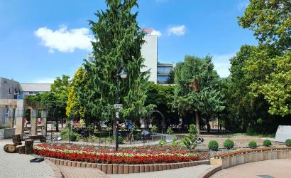 Obnoví sa park pred MKS