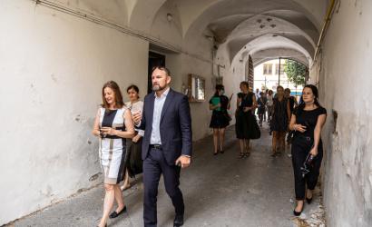Župa začne stavať Kreatívne centrum Trnava, o projekt sa zaujímala aj ministerka kultúry