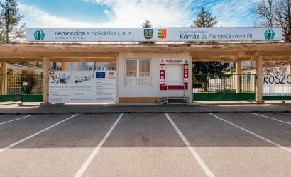 Nemocnica v Dunajskej Strede opäť poskytuje Ag testovanie