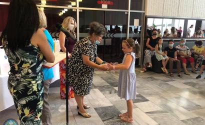V Mestskom kultúrnom stredisku Benedeka Csaplára udelili ceny v súťaži detskej kresby