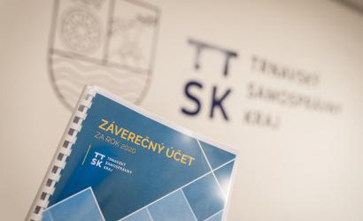 TTSK: Vďaka obozretnosti župa hospodárila s prebytkom, ktorý nasmerovala do rezerv a rozvojových investícií