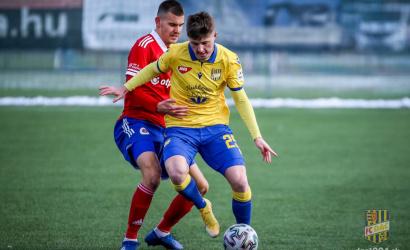 Video: Vasas FC - DAC 1904 1:2 (1:0)