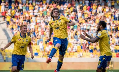 2020/21: Jesenné ligové góly DAC-u