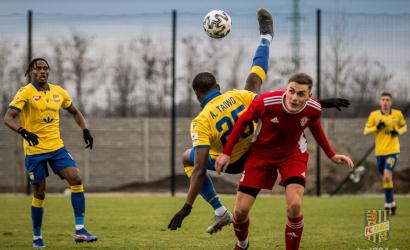 Prípravné stretnutie: DAC 1904 - FK Dubnica 2:3 (1:1)
