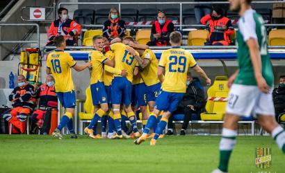 2020/21: Jesenné pohárové góly DAC-u