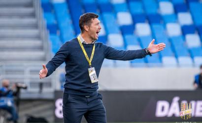 Video: Antal Németh pred zápasom Trenčín-DAC